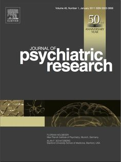 Публикации в журналах, наукометрической базы Scopus   Journal of Psychiatric Research #Psychiatric #Research #Journals #публикация, #журнал, #публикациявжурнале #globalpublication #publication #статья