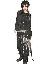SEX POT ReVeNGe/ STUDS HIDE Jacket. See more at http://www.cdjapan.co.jp/apparel/sexpot.html #harajuku #punk