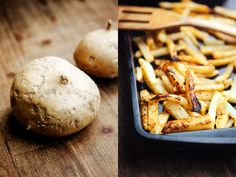 Jicama Fries: Spiced Just Right. P3