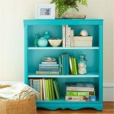 I love this color scheme!! plus, DIY Furniture Makeovers