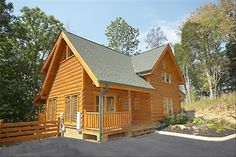 Pigeon Forge Vacation Rental - VRBO 255852 - 1 BR East Cabin in TN, Victoria's Secret - Romantic Smoky Mountain Getaway