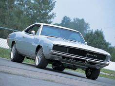 1968 Dodge Charger with Viper Engine