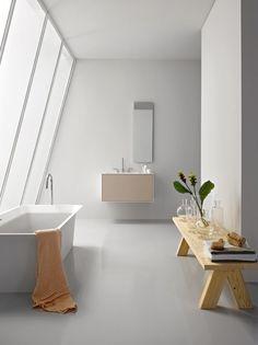 1000 images about salle de bain scandinave on pinterest wood boxes du bois and vanity sink. Black Bedroom Furniture Sets. Home Design Ideas
