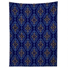 Belle13 Royal Damask Pattern Tapestry | DENY Designs Home Accessories