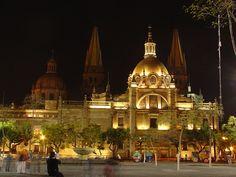 Centro de Guadalajara, Jalisco México