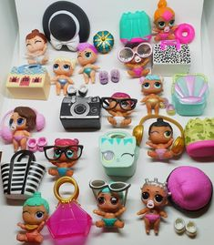 Lil Sis, Barbie Fashionista, Doll Party, Lol Dolls, Queen Bees, Little Sisters, Kids Toys, No Response, To My Daughter