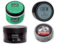 The only 3 hair products a man should ever use