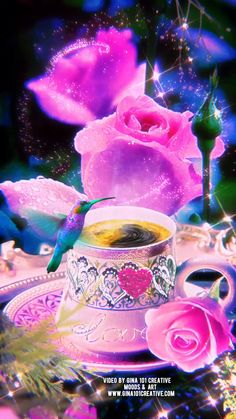 Good Morning Coffee Gif, Good Morning Beautiful Flowers, Beautiful Rose Flowers, Beautiful Wallpaper For Phone, Love Wallpapers Romantic, Fall Background Wallpaper, Beautiful Love Images, Attractive Wallpapers, Beau Gif