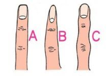 How Your Finger Shape Determines Your Personality And The Risks In Your Health - ArtikuloUno Gel Nails Shape, Finger Meaning, Big Finger, No Carb Food List, Types Of Manicures, Shape Meaning, Custom Decks, Hand Care, Cancer Cure