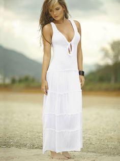 White Chocolatini Dress