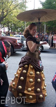 Steam Dalek, y'all ...