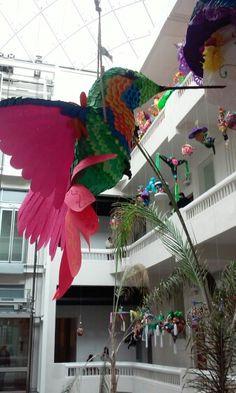 Piñatas~Hummingbird Piñata