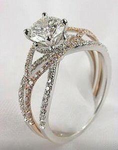 Amazing weeding ring