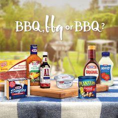 La respuesta es fácil. #KraftRD #KraftFood #BBQ