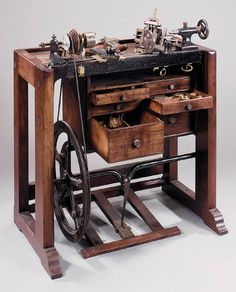 Treadle Lathe! Visit http://www.handymantips.org/category/woodworking/ for more…