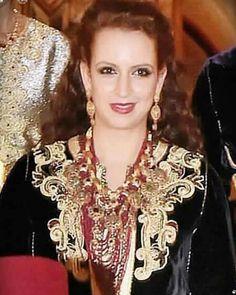 SAR la princesse Lalla Salma femme du Roi Héro Mohamed 6 Maazouzi Hamid
