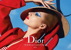 Dior Transatlantique Spring 2014 Makeup Collection  #makeup