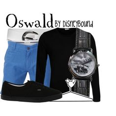 A fashion look from August 2013 featuring genuine leather shoes and disney watches. Browse and shop related looks.