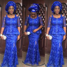 From lace to chiffon to colors, this season's Aso-Ebi outfits, fashion, and styles are for the trendsetters who aren't afraid to think outside of the box. The colors on the…