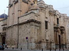 Iglesia Santas Justa Y Rufina en Orihuela, Valencia