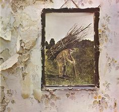 Led Zeppelin Led Zeppelin IV + Inner Sleeve UK LP RECORD (563682)