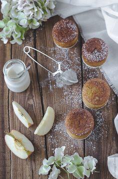 muffin mele yogurt facile