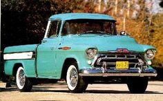 Chevrolet 3124 Cameo Pickup