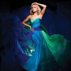 Tony Bowls dress! I tried it on and wanted it soo bad!