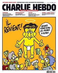 La une | Charlie Hebdo | Charlie Hebdo