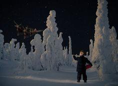 Mijn kerstkaart voor kerst 2012. Gemaakt door de combinatie van meerdere foto's. Het begin van mijn portfolio voor creatieve kinderportretten. http://www.7dwarfs.nl    My card for christmas 2012. Created by lots of composite work. The beginning of my portfolio for creative children portraiture. http://www.7dwarfs.nl