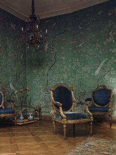 Pauline Rothchild's Parisian flat World of interiors - November 2014