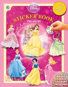 The dazzling world of Disney Princesses awaits you for some sticker fun! This Sticker Book Treasury includes over 350 stickers and offers simple and fun activit