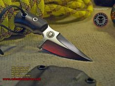 Relentless Knives M2 Scorpion SubCompact Military Survival knife
