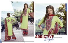 Wedding Suit Indian Bollywood Salwar Pakistani Designer Kameez Anarkali 1765…