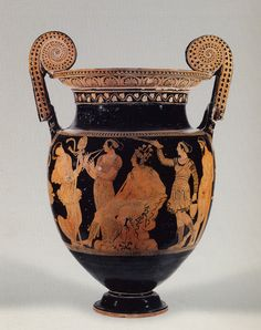 Karneia Painter's name vase