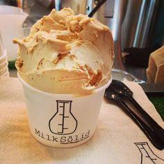 Liquid nitrogen ice cream! kosher option (orlando, will travel) http://www.privateislandicecream.com/ nyc http://nitropod.net/#about
