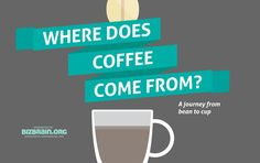 An interactive infographic on a journey from bean to cup.  For your perusal over your next cup of coffee. :)