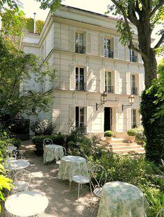 L'Hôtel particulier Montmartre brunch
