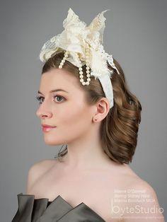Shabby Chic Recycled Lace Headband Final Test, Lace Headbands, I Shop, Recycling, Shabby Chic, Shopping, Fashion, Moda, Fashion Styles