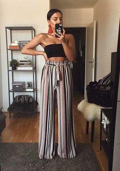 45 roupas boêmias que sempre parecem fantásticas - Kleidung für Frauen - Mode Outfits, Trendy Outfits, Classy Outfits, Anime Outfits, Looks Style, My Style, Curvy Style, Dress Outfits, Bandeau Outfit