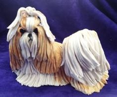 Eve Pearce Hand-Made Model - Shih Tzu (Golden) 1