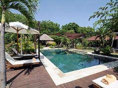 Villa mit private pool und 3500qm garden auf Bali
