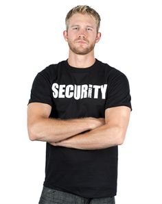The Security shirts