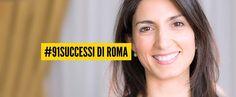 I #91successi di Virginia Raggi e del MoVimento 5 Stelle a Roma
