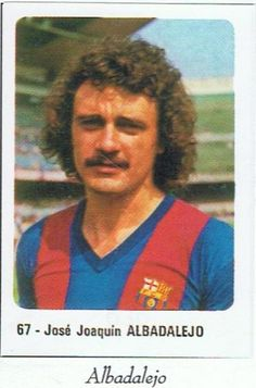 El Barça de 1979-80  ALBADALEJO