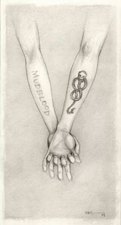 HPS - Draco Malfoy x Hermione Granger - Dramione