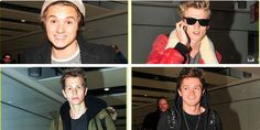 #TheVampsBand <3 <3 <3 at the airport,Cuuutttiiieeess