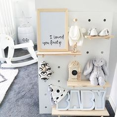 So happy to have finally got my hands on a @kmartaus pegboard now to decide where to hang it. #kmartstyling #kmartaus #kmartaddictsunite #nursery #genderneutral #babyno2