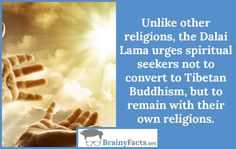 Random Facts : Unlike other religions | did you know