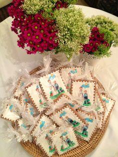 Fotos de galletas de Comunion